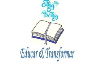 Logo da educar e Transformar